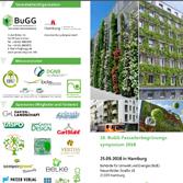 Vortrag nachhaltige Fassadenbegrünung Pflege Kletterpflanzen Hamburg BuGG Symposium